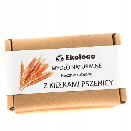Mydło naturalne z Kiełkami Pszenicy, 105 g, Ekoloco (1)