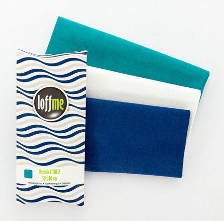 Ręcznik FITNESS 50x80 cm, ultracienki (1)