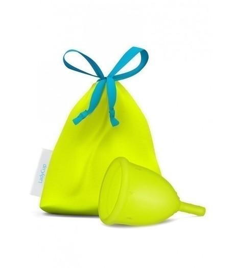 Kubeczek Menstruacyjny, kolor: Neon (zielony), rozmiar S, Lady Cup (1)