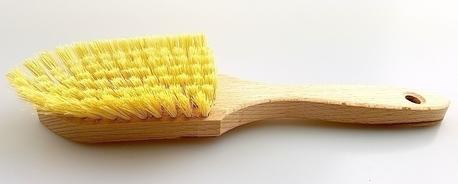 Szczotka do mycia wanny - drewno + tampico (1)