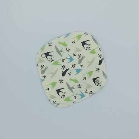 Zestaw 3x mini podpaska/wkładka higieniczna, Serduszka, Naya (3)