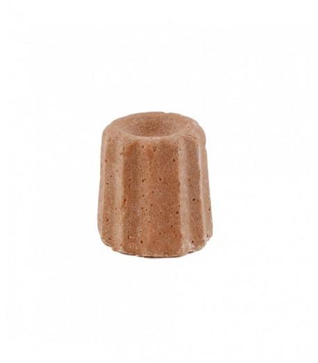 Szampon w kostce, POMARAŃCZA, do włosów suchych, 55g, Lamazuna (2)