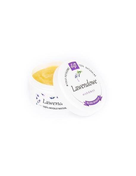 Mydło potasowe, Lawendowe, 80 g  (2)