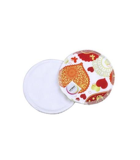 Wielorazowe wkładki laktacyjne, Dobroć 1 para, Soft Moon (1)