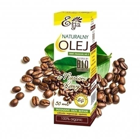 Olej z nasion kawy BIO, 50 ml (1)